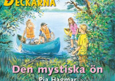 Dalslandsdeckarna 8 – Den mystiska ön
