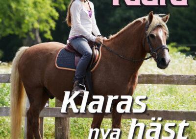Klaras nya häst