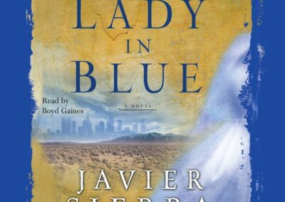 The Lady in Blue