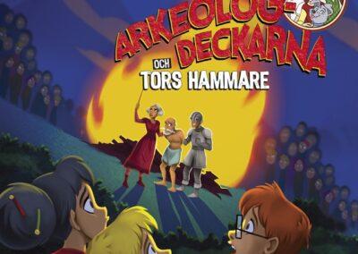 Arkeologdeckarna och Tors hammare
