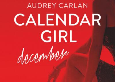 Calendar Girl : December