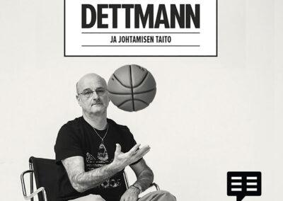 Dettmann – ja johtamisen taito