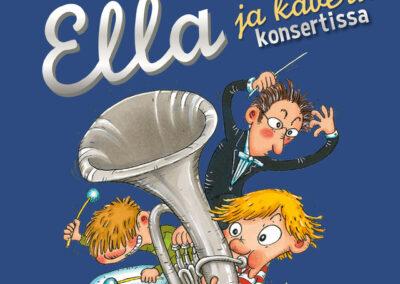 Ella ja kaverit konsertissa
