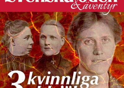 3 kvinnliga eldsjälar