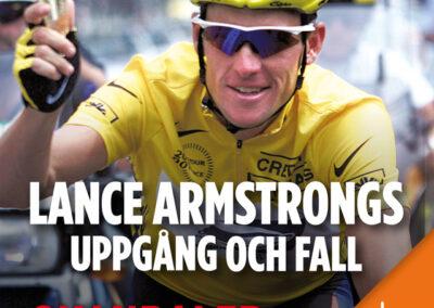 Lance Armstrongs uppgång och fall