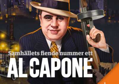 Al Capone – Samhällets fiende nummer ett