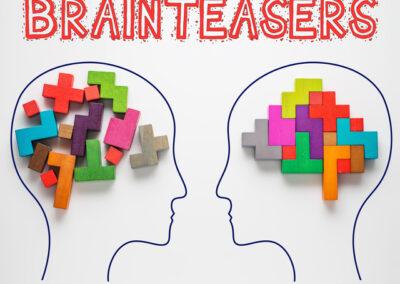 101 Amazing Brainteasers
