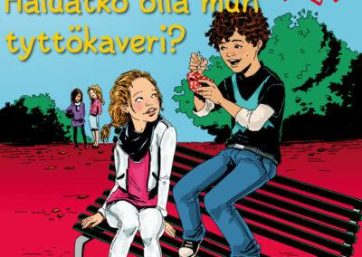 K niinku Klara 2 – Haluatko olla mun tyttökaveri?