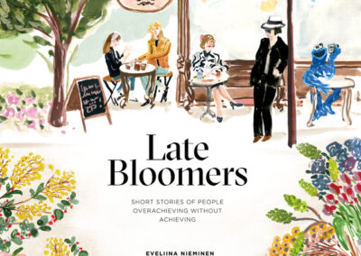 Late Bloomers – Short Stories of People Overachieving Without Achieving