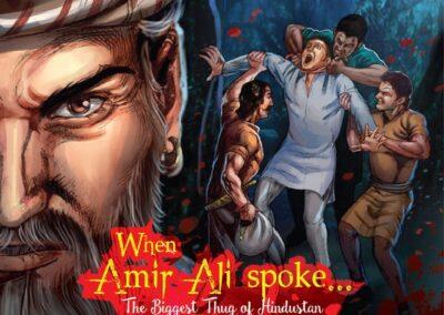 When Amir Ali Spoke… S1E9