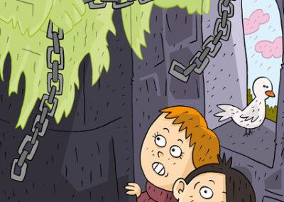 Spökfångarna 1 – Tornspöket