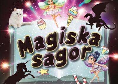 Natt på förskolan – Magiska sagor – Del 9
