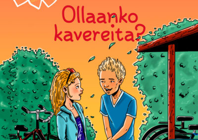 K niinku Klara 11 – Ollaanko kavereita?