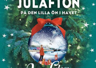 Julafton på den lilla ön i havet