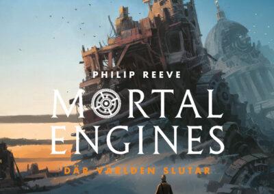 Mortal Engines 4: Där världen slutar